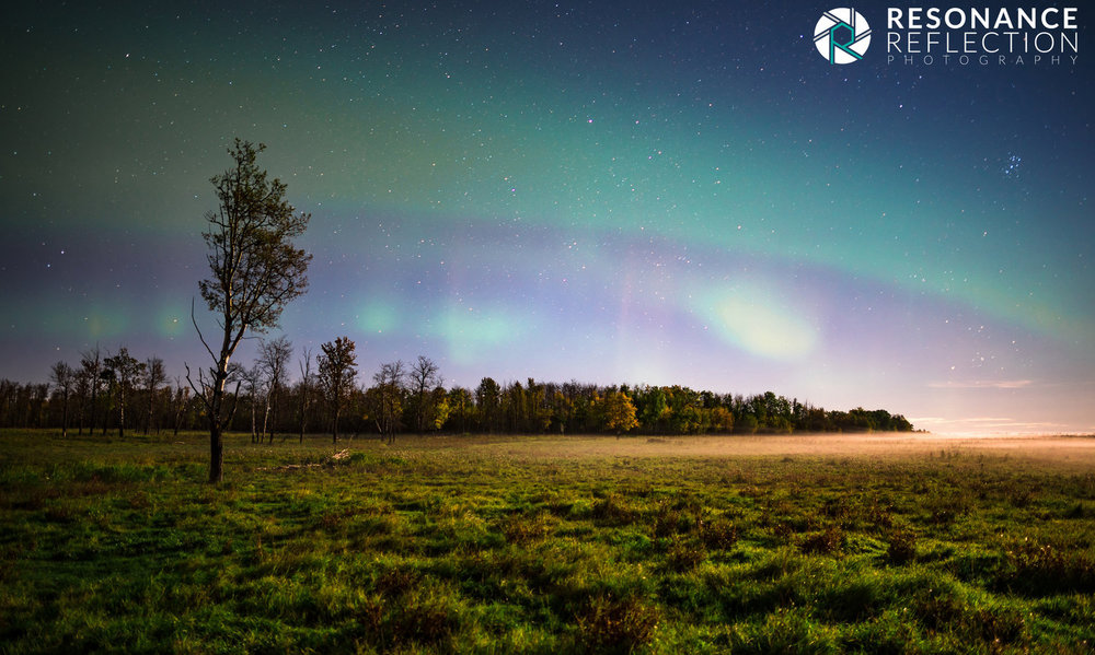 Northern Lights In September