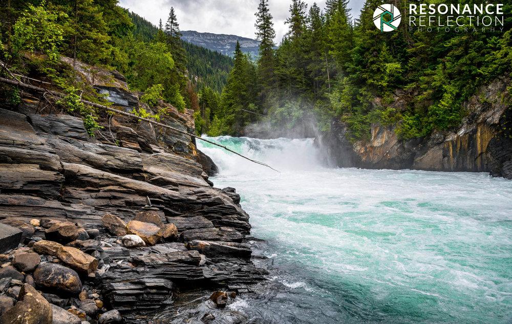 Overlander Falls