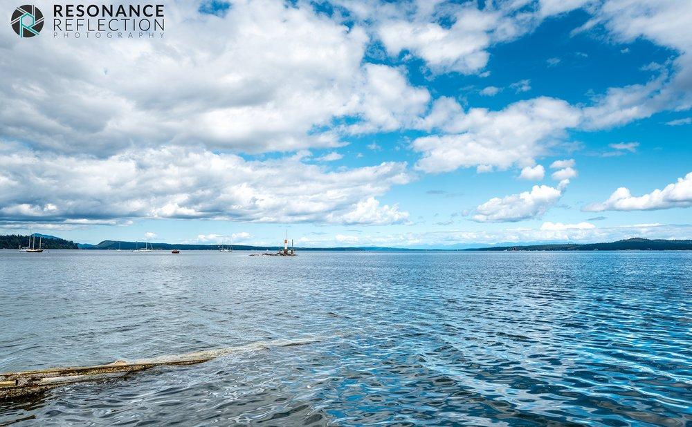Chemainus. Vancouver Island, British Columbia.