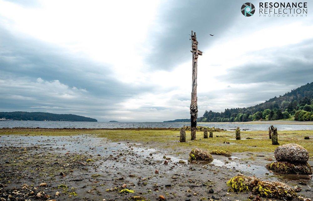 Nanoose Bay. Vancouver Island, British Columbia.
