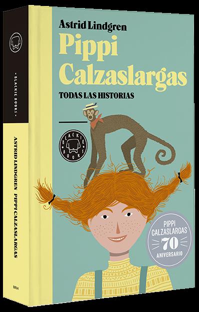 Prólogo de la edición del 70 aniversario de Pippi Calzaslargas de Blackie Books. 2015.