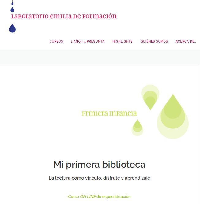 Mi primera biblioteca – Laboratorio Emilia de Formación.png