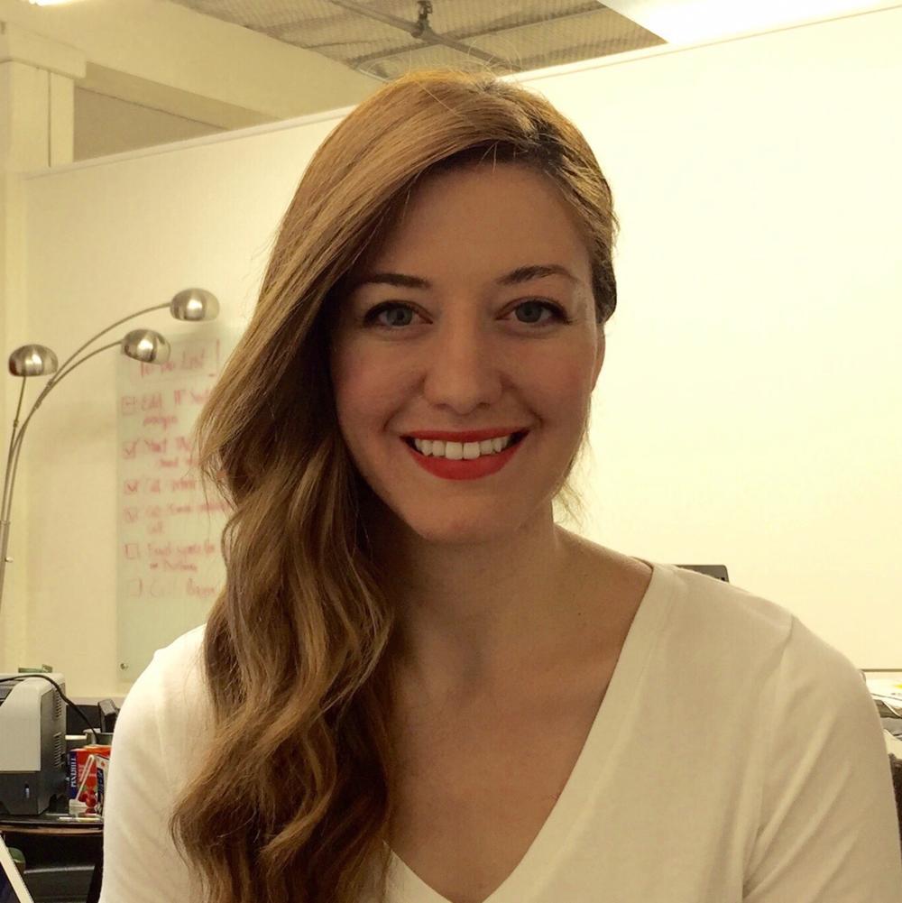 Brittany Herrick, Administrative & Finance Coordinator