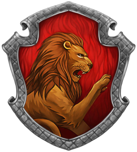 Gryffindor House Seal. Digital image.   Harry Potter Wiki  . Fandom by Wikia, n.d. Web. 21 Dec. 2016.