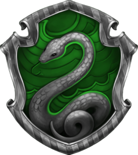 Slytherin House Seal. Digital image.   Harry Potter Wiki  . Fandom by Wikia, n.d. Web. 21 Dec. 2016.
