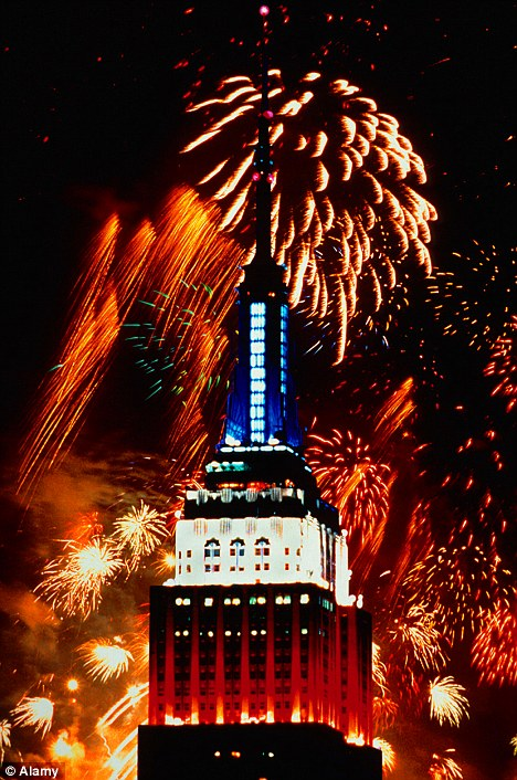 Empire State Building 4th of July Celebration - Maybe you've lived in New York a long time. Maybe the last time you went to the Empire State building was with your visiting family and you've sworn you'd never go again. But hear me out- imagine the best view of the entire city, views of the Macy's Fireworks, fireworks in NJ and all the fireworks being set off in neighborhoods across all boroughs. The Empire State Building 4th of July Celebration is an exclusive, especially New York, class-A way to spend your Holiday.