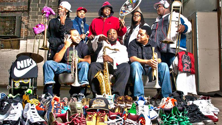 The Soul Rebels | Photo credit: Zach Smith