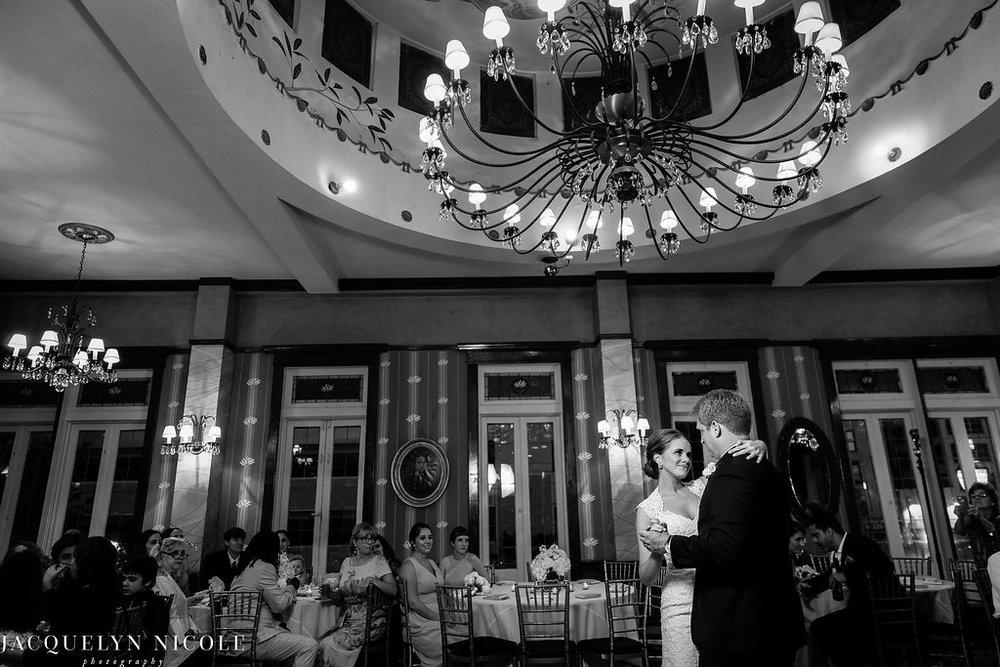 Katie & Michael | Historic Magnolia Ballroom