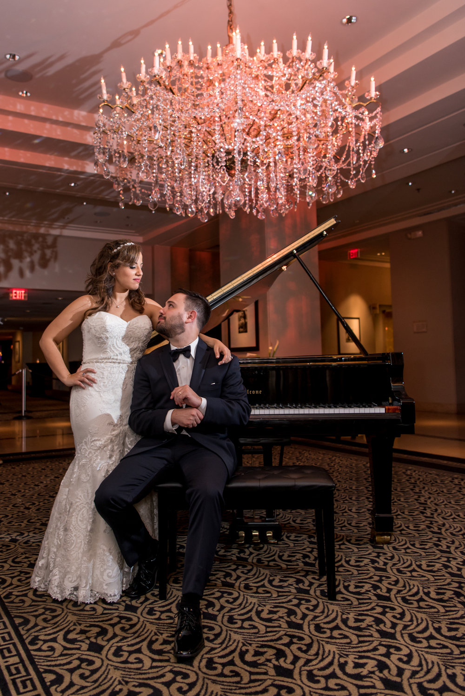 Lucy & Christian | Hotel Zaza Houston