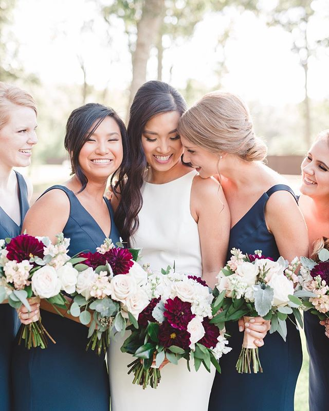 B R I D E S M A I D a sister and a friend to a bride in every way ✨ #bridesmaids #squadgoals 📷: @lindsaydavenportphotos