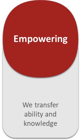 Empowering
