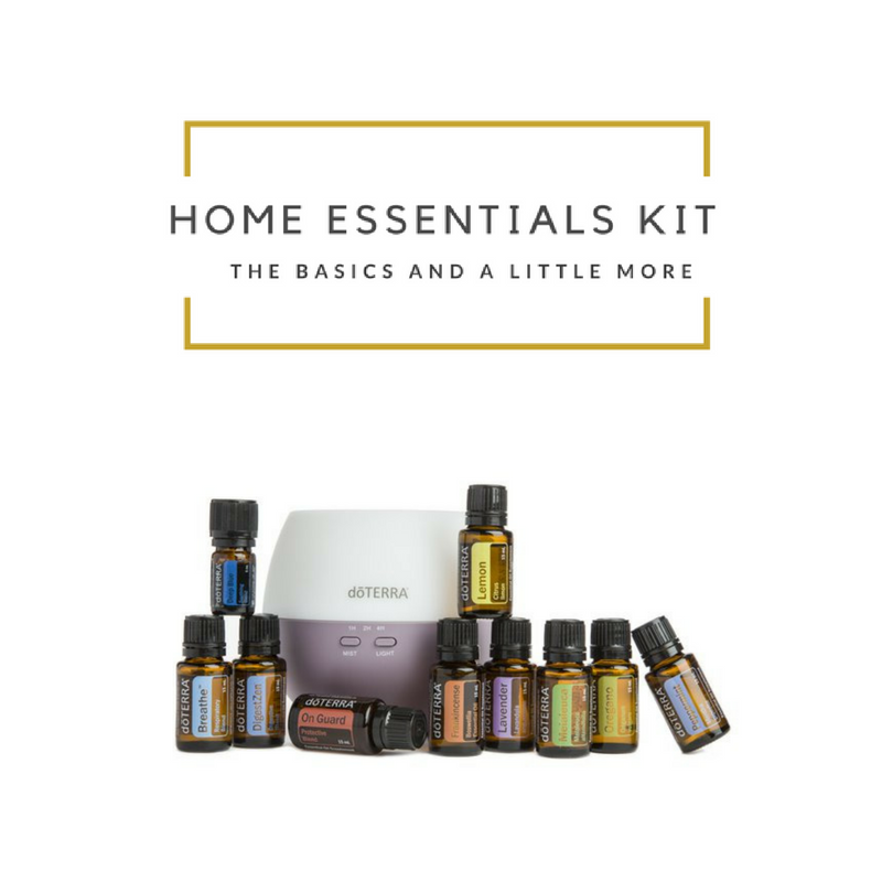 Home Essential essential oils — it's essential