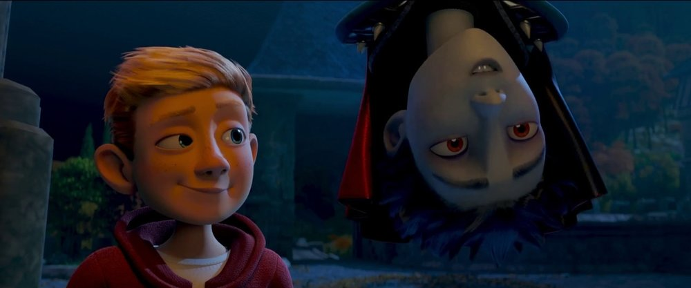 The Little Vampire 3D | Feature Film | Stereo Compositor