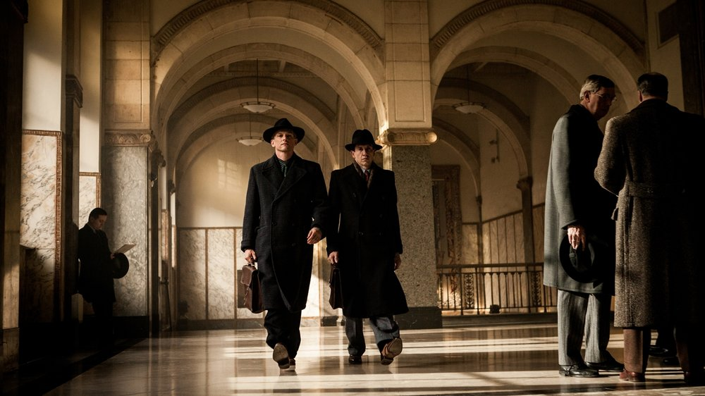 Bankier van het Verzet  - Feature film |  Compositor