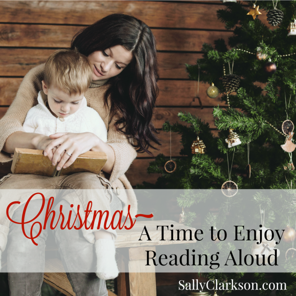 Christmas - A Time to Enjoy Reading Aloud