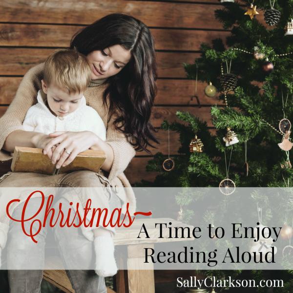 Christmas - A Time to Enjoy Reading Aloud