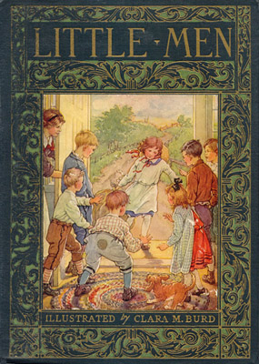 Little Men Cover