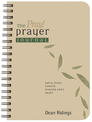 lgh Pray Prayer Journal