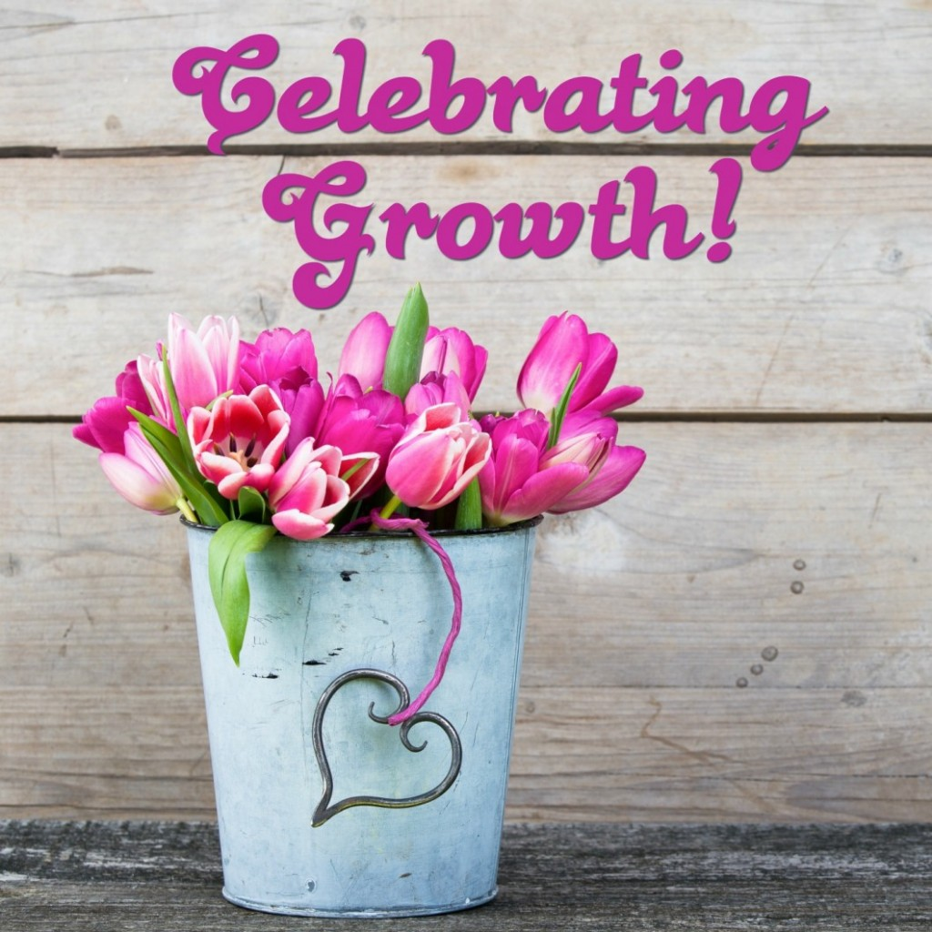 Celebrating Growth
