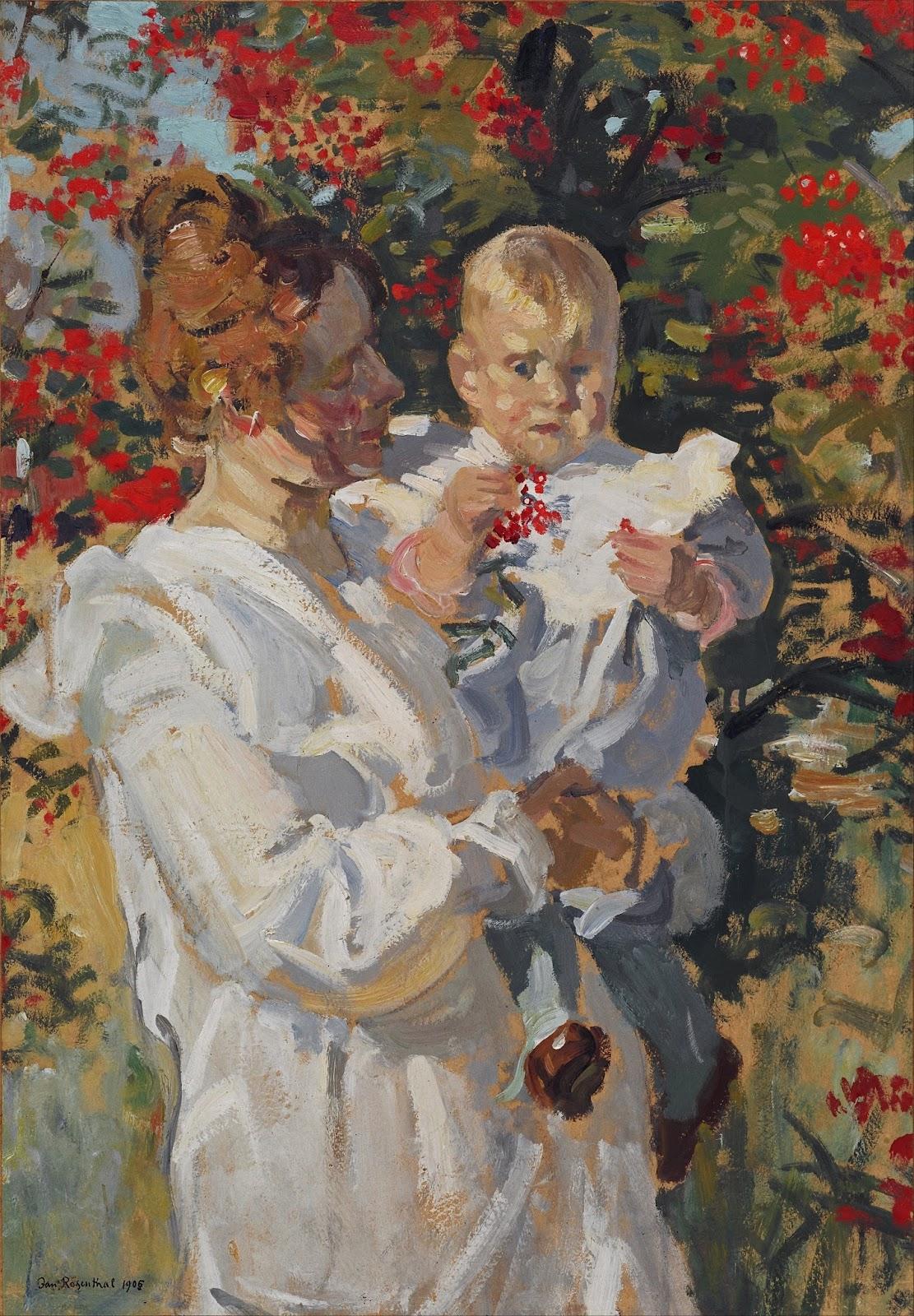 Janis Rozenthal - Under the Rowan Tree