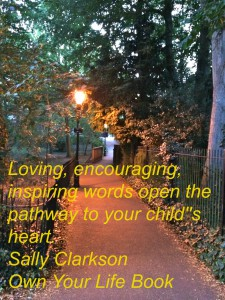 pathway to child's heart