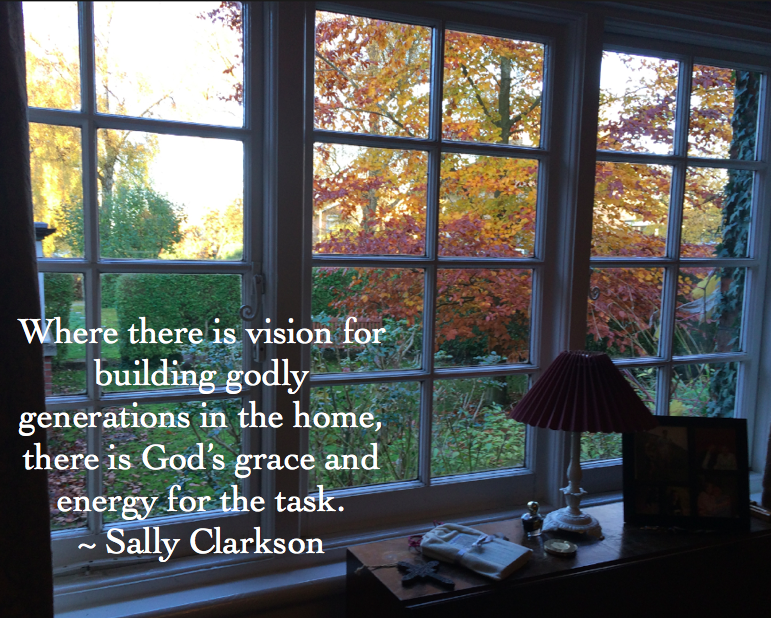 Vision for Building Godly Generations