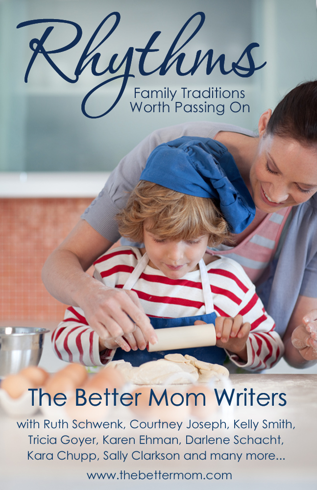 A FREE eBook on family traditions for Moms! ~www.thebettermom.com