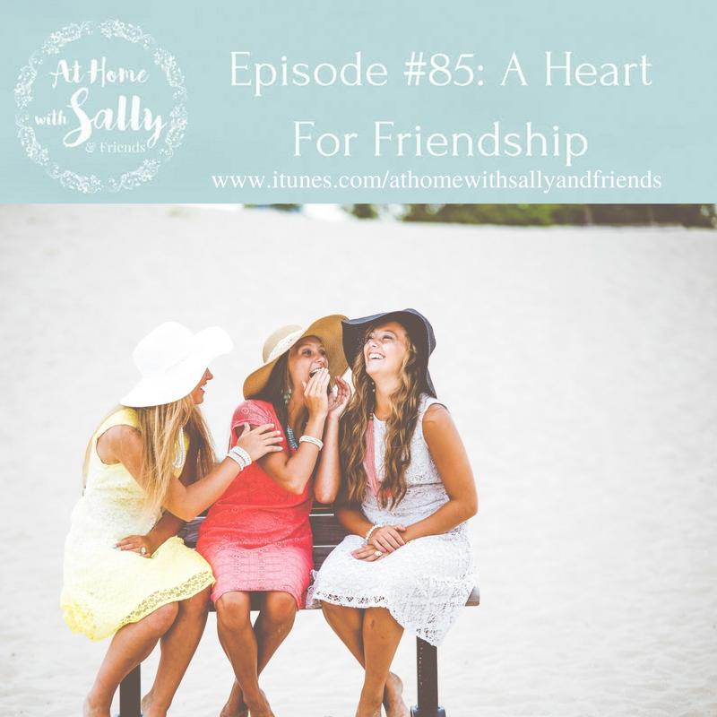 heart of friendship
