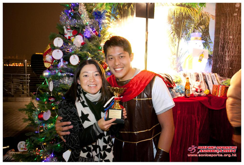 Triathlete of the year 2011 - Gigi Wong