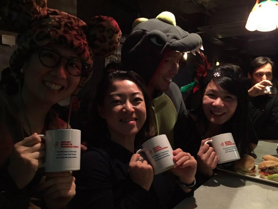 Improvement Award 2014 - Gloria Poon, Gigi Wong, Josie Ling