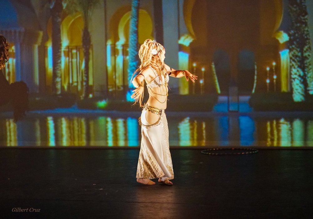 Krischana Belly Dance has been the premier belly dancing instructor for the city of Santa Ynez and the surrounding areas since 2002. Earth meets sky in our breathtaking co-choreographed works, including EVE–Olution and more on the horizon!