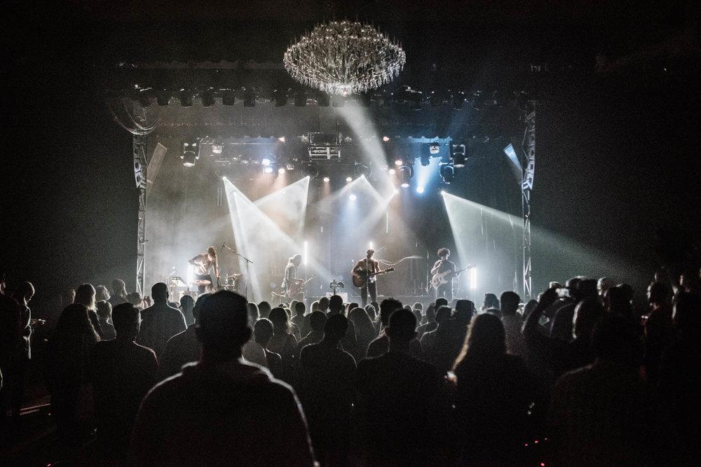 Flagship rocking El Rey in Los Angeles.