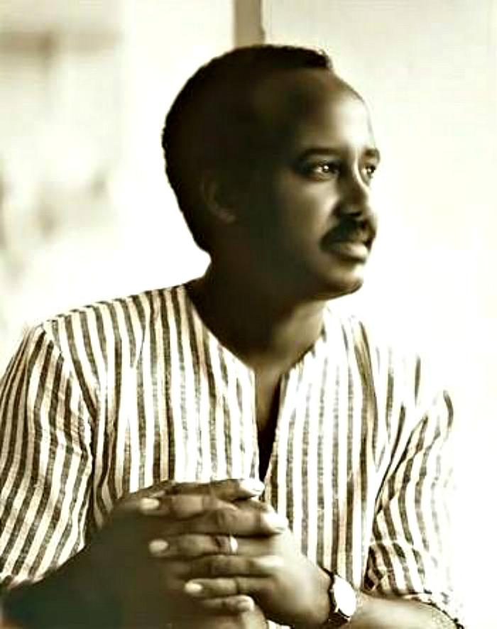 Artist Ali Halane