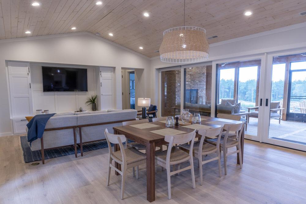 Sand Valley Residences - Dunes Cottage Living Room