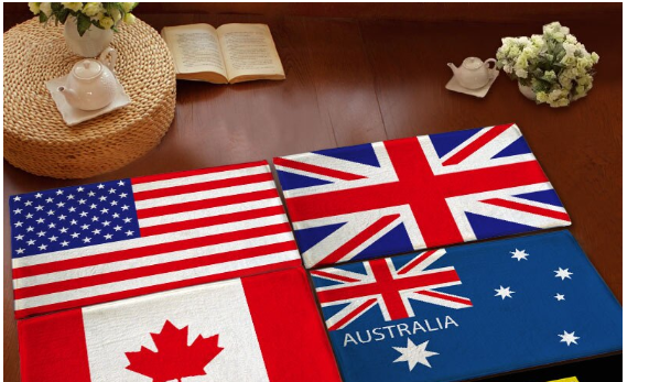 North American British And Australian English Differences Dynamic English Clases Particulares De Ingles