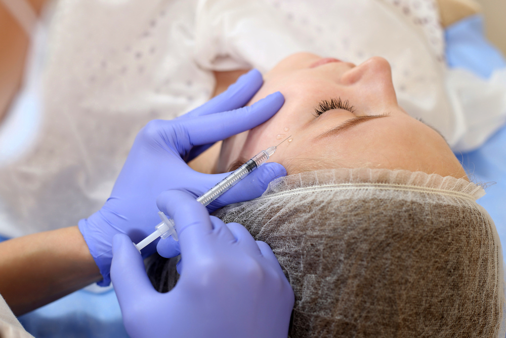 hair transplant restoration platelets receding hair line