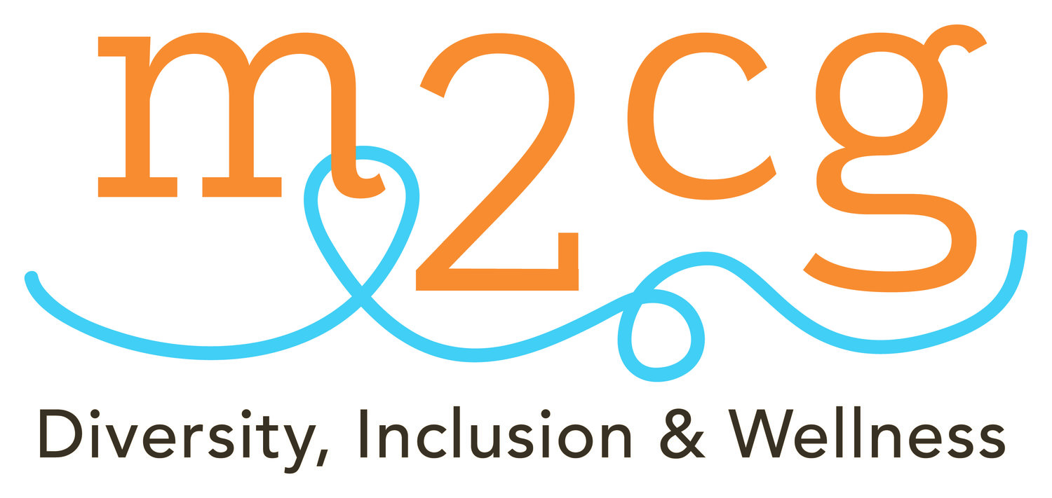 m2cg diversity, inclusion & wellness consulting