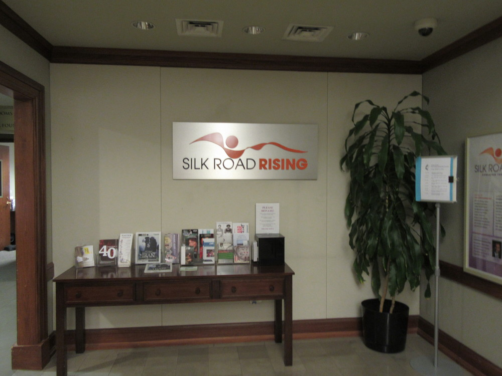 Welcome to Silk Road Rising!