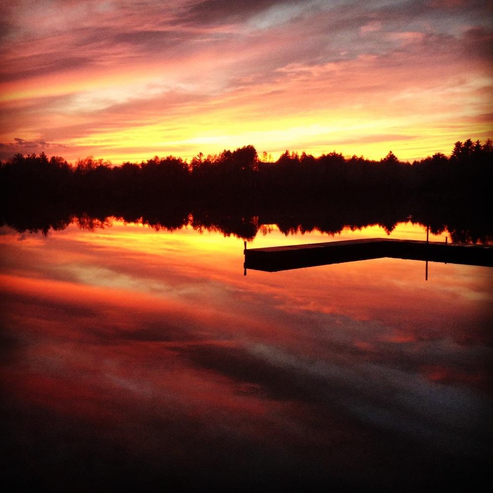 Corner-Straits Chain of Lakes, Hiawatha National Forest, Michigan