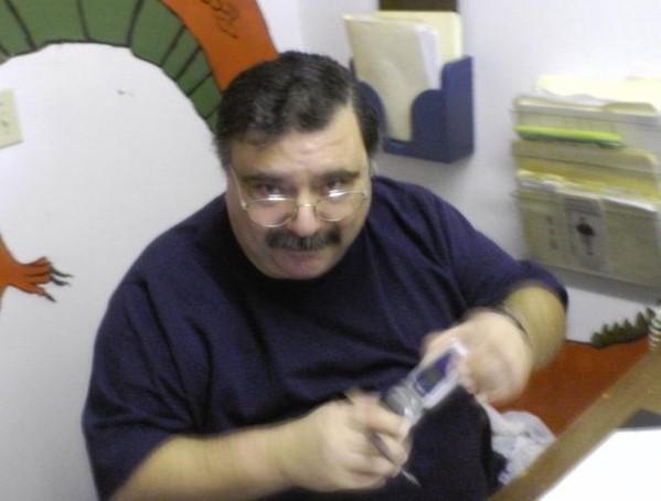 Shihan Rocco Parrillo 1960-2009