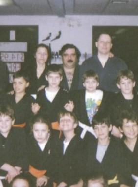"""Rising Sun Jiu-Jitsu was originally """"Parrillo's Jiu-Jitsu"""" when founded in 1982."""