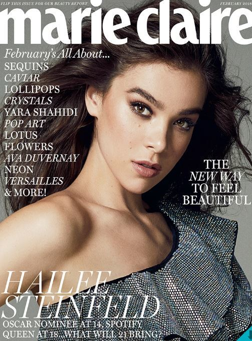 Marie Claire, Feb. 2018