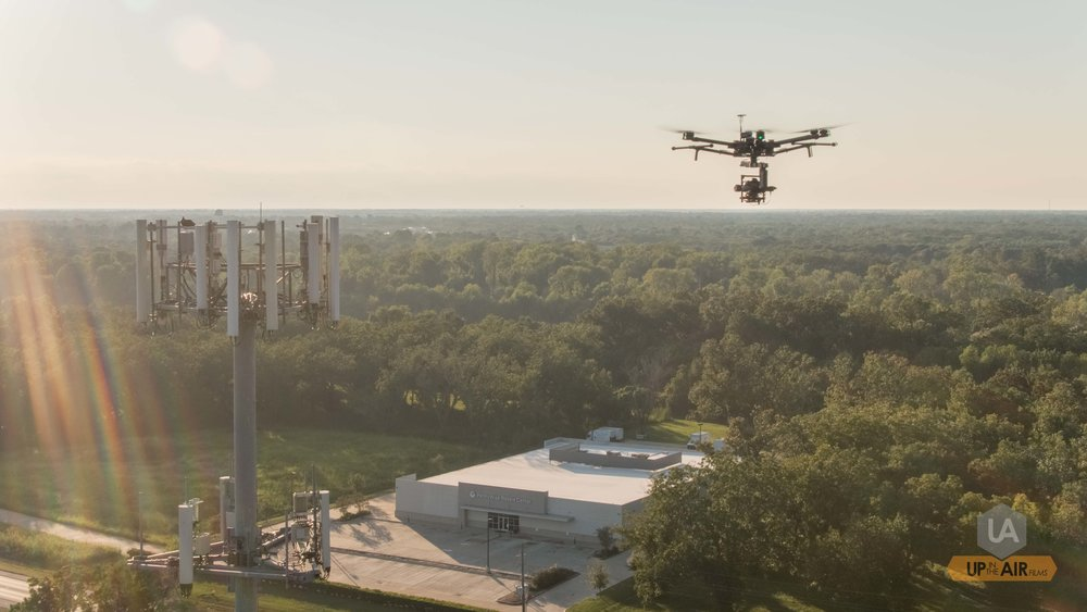 Drone Work -