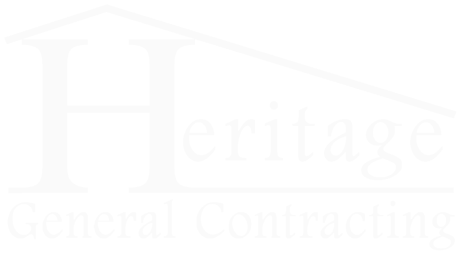 Heritage General Contracting