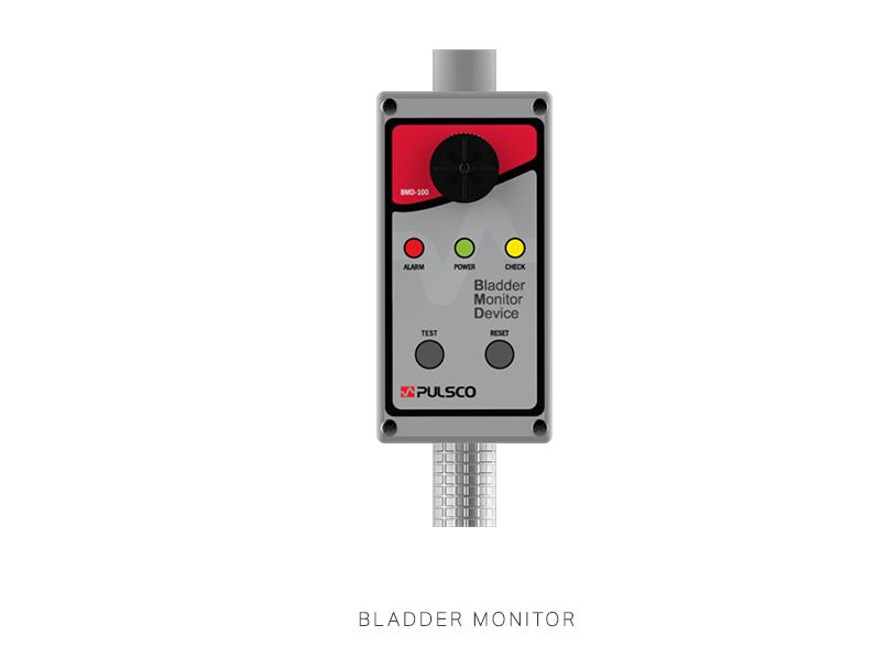 Bladder Monitor Device