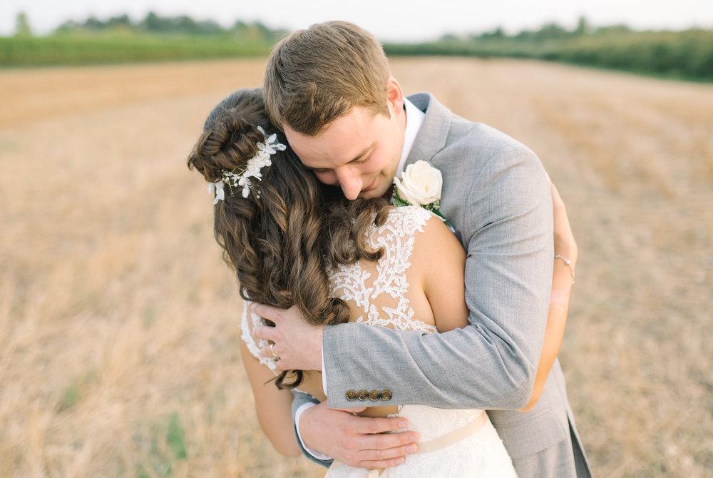 Dan & Allison | Honsberger Estate Wedding