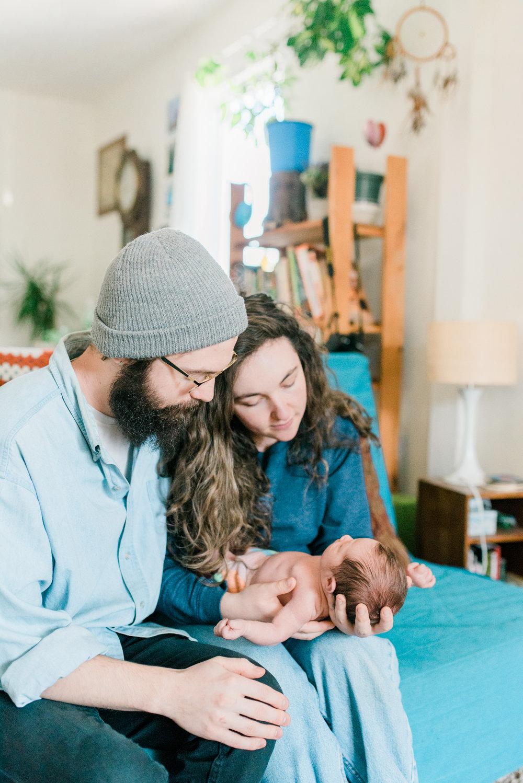 Hamilton Lifestyle Newborn Photographer