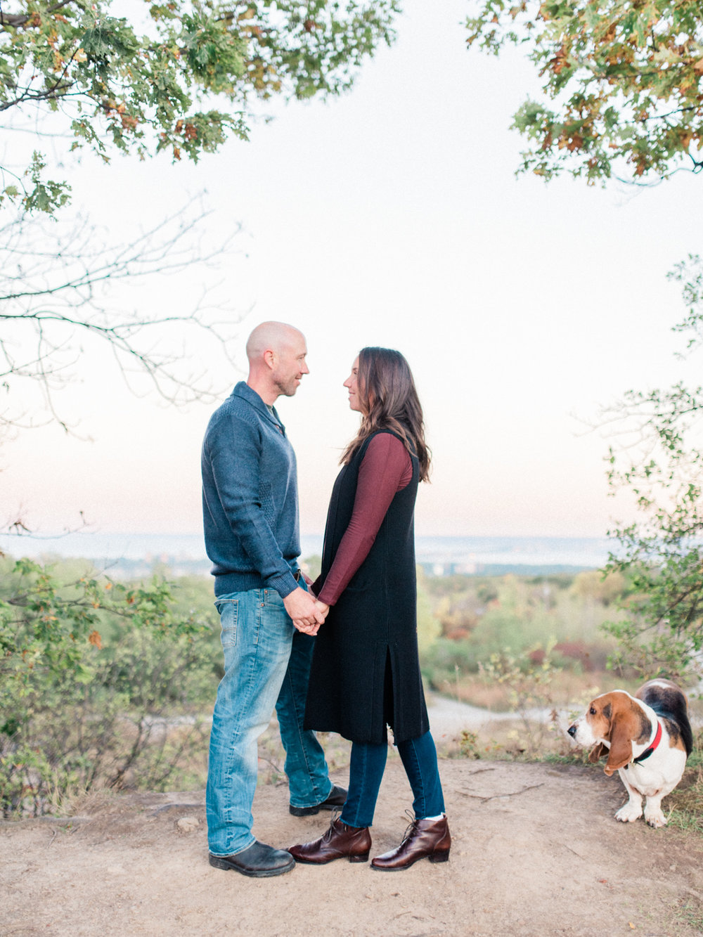 Jess & Tom | Kernclif Park Engagement