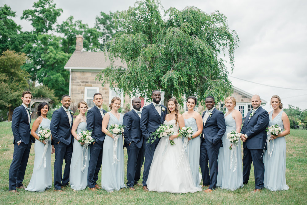 Cambridge Mill Wedding