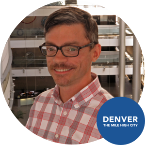 WADE BALMER   Marketing and Communications Specialist   City and County of Denver    We've Launched Our Signs. Now What?